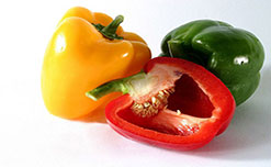 Ăn ớt chuông mang lại nhiều lợi ích bất ngờ bạn nên biết