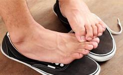 Mẹo vặt chữa hôi chân và những lưu ý bạn nên nhớ