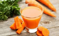 Uống nước ép cà rốt thường xuyên có tác dụng gì cho sức khoẻ?