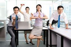 Bí quyết giảm cân nhanh cho dân Văn Phòng bận rộn