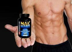 Max Hard, Sức mạnh quý ông chốn phòng the
