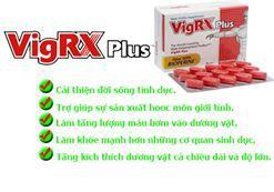 Thuốc VigRX Plus có tốt không? Thuốc VigRX Plus có tác dụng gì ?
