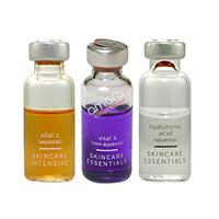 Bộ 3 serum dưỡng trắng da số 2 (dành cho da hư tổn, da nhờn và khô)