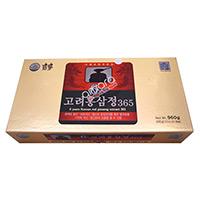 Cao hồng sâm 365 Hàn Quốc 4 lọ x 240g