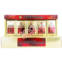 Cao linh chi Pocheon Gold chiết xuất từ nấm linh chi đỏ (hộp 5 lọ x 50g)