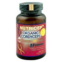 Đông trùng hạ thảo Nutricep Organic Cordyceps 3x của Mỹ