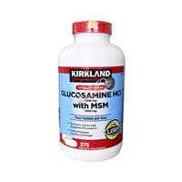 Glucosamine Kirkland 375 viên - Bôi trơn, giảm thoái hóa khớp, sụn
