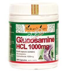 Glucosamine Nature HCL 1000mg - Giảm đau khớp, nuôi dưỡng sụn