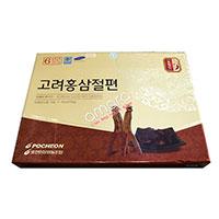 Hồng sâm xắt lát tẩm mật ong Pocheon 200g (10x20g)