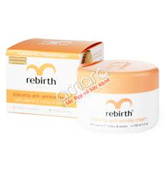 Kem dưỡng ẩm, chống nhăn Rebirth Lanolin plus Vitamin E1000iu (RB02)