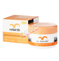 Kem làm sáng da, chống nhăn Rebirth Lanolin plus Vitamin E1000iu (RD02)