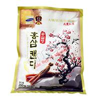 Kẹo hồng sâm KGS Hàn Quốc không đường 200g