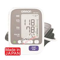 Máy đo huyết áp bắp tay tự động Omron JP600 nguyên khối từ Nhật (mới)