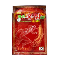 Miếng cao dán giảm đau từ nhân sâm Hàn Quốc (salonpas nhân sâm)