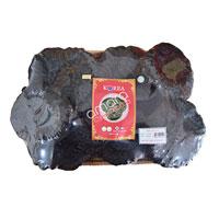 Nấm Linh Chi Đen - Hắc Linh Chi Hàn Quốc thượng hạng khay 1kg (Xích chi bào tử)