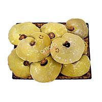 Nấm Linh Chi Vàng Hàn Quốc thơm khay 1kg