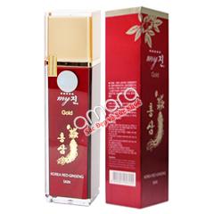 Nước hoa hồng hồng sâm Hàn Quốc My Gold chính hãng Nexxen
