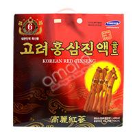 Nước hồng sâm Hàn Quốc 6 tuổi dạng gói Bio Red Ginseng (30 gói x 80ml)