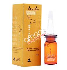 Serum collagen 100% NC24 công nghệ Bio-Nano Skin chai 10ml
