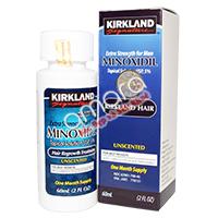 Serum mọc râu Mino Kirkland giúp chân râu mọc đều bền vững, không gãy rụng