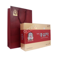 Trà hồng sâm Hàn Quốc KGC Cheong Kwan Jang cao cấp 100 gói