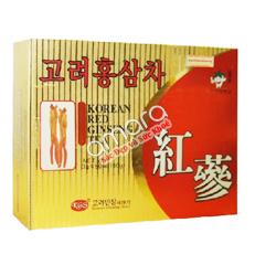 Trà hồng sâm Hàn Quốc KGS (50 gói x 3g)