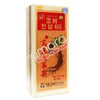 Trà sâm Hàn Quốc - Korean Ginseng Tea hộp gỗ 150g (50 gói x 3g)