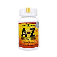 Viên uống trị mụn, giúp giảm da dầu AZ Acne