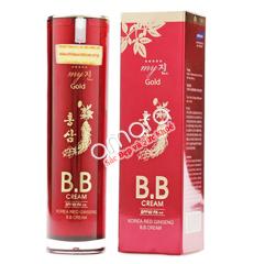 BB cream hồng sâm Hàn Quốc - Che khuyết điểm và làm mịn da