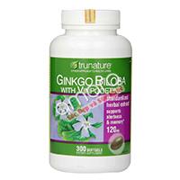 Ginkgo biloba - Viên uống bổ não, giúp tuần hoàn máu, cải thiện trí nhớ