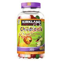 Kẹo Dẻo Gummies Multivitamin Complete Kirkland Childrens 160 viên