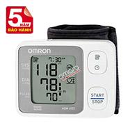 Máy đo huyết áp cổ tay tự động Omron 6131