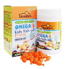 Omega 3 Fish Oil Blossom Australia - Bổ sung dầu cá cho trẻ em sau 1 tuổi