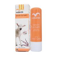 Son dưỡng môi nhau thai cừu Rebirth chống khô và nứt nẻ (RB14)