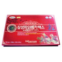 Tinh Dầu Thông Đỏ Samsung Hàn Quốc 120 viên