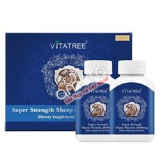 Viên uống nhau thai cừu Vitatree 60000mg của Úc hàm lượng cao