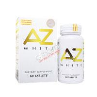 Viên uống trắng da sáng tự nhiên AZ White 60 viên